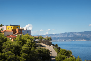 Prvi hrvatski vinski hotel – Vinotel Gospoja