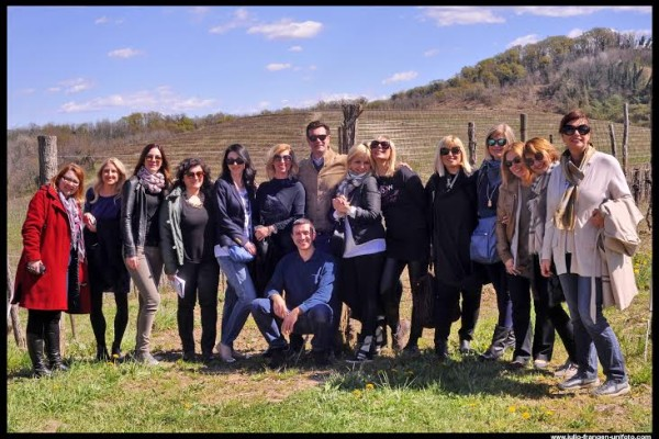 Wowice u vinogradu