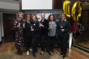 Villa Sandi: vila među pjenušcima – već deset godina u Hrvatskoj