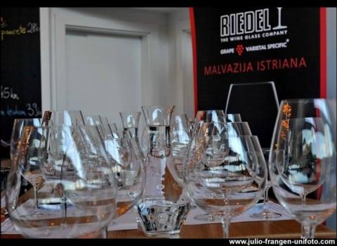 RIEDEL prezentacija čaša u MIVA galeriji vina 20