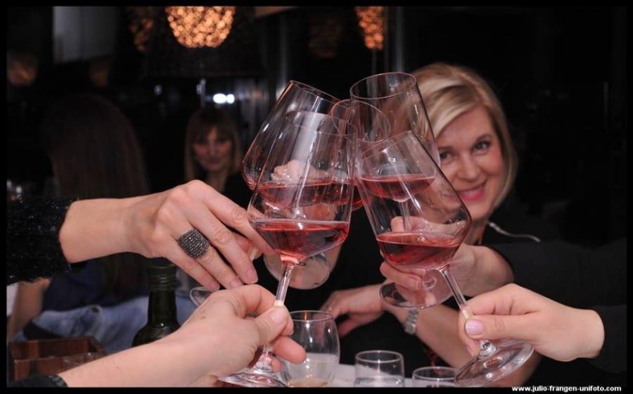 Croatian Rose and Pink Day Meet WOW President Sanja Muzaferija I