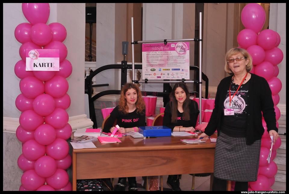 Croatian Rose and Pink Day Meet WOW President Sanja Muzaferija II
