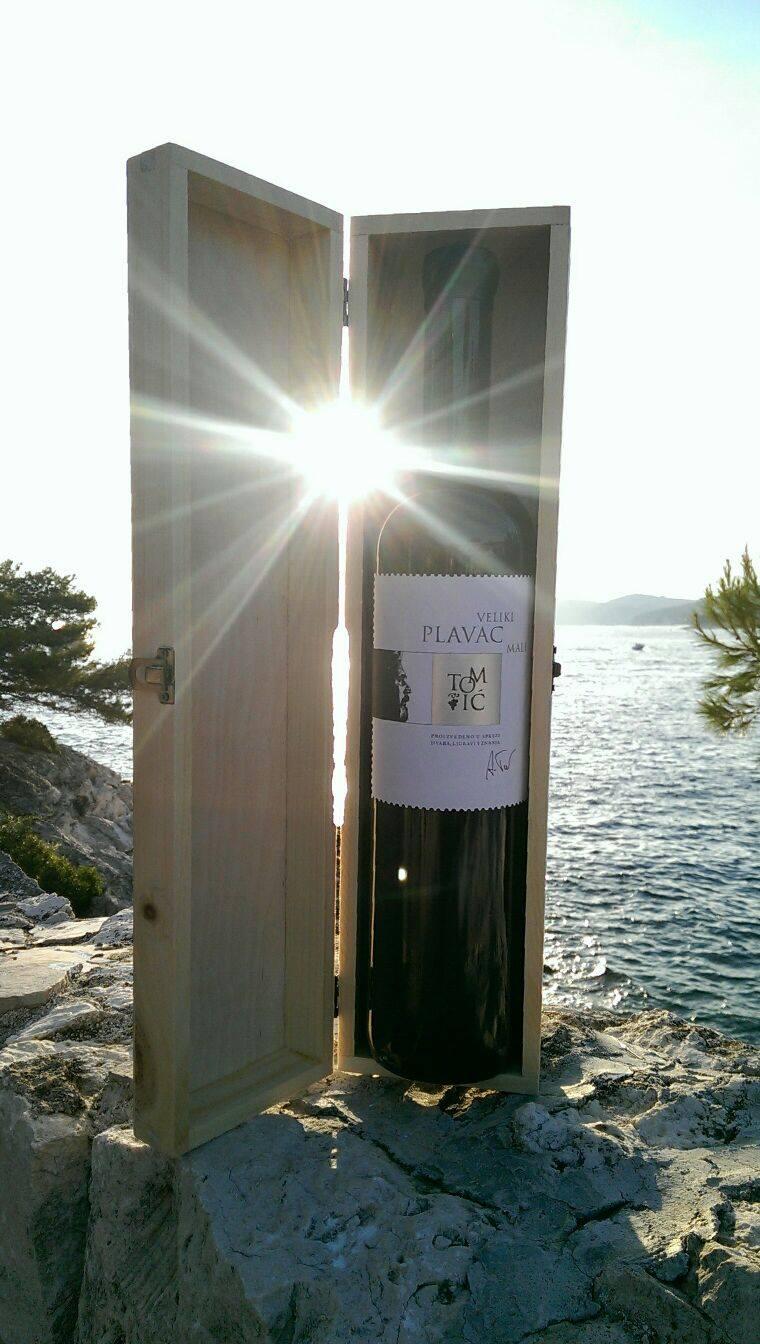«Muška vina» koja su nas izula iz štikli Tomić Veliki Plavac Mali