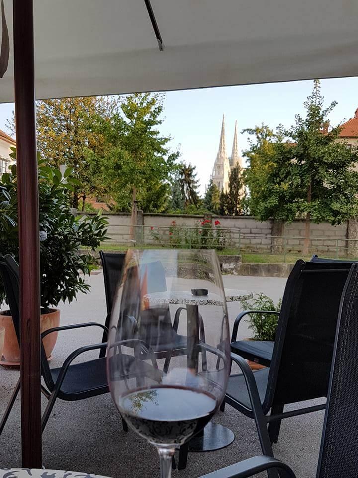 Wine Bars in Croatia Bornstein in Zagreb III