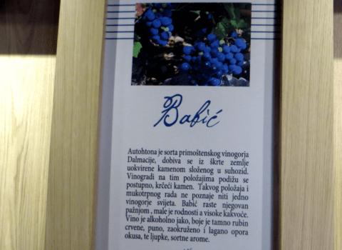 Prvi hrvatski vinski hotel - Vinotel Gospoja 9