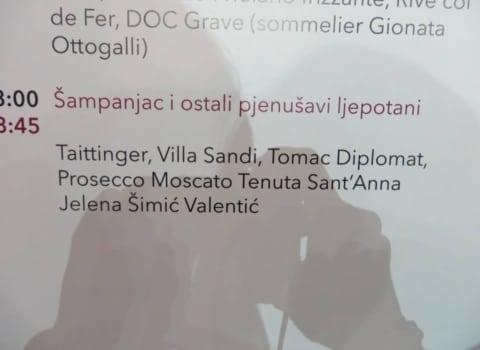 Radionica pjenušca i pinot noira na Hrvatskom festivalu hrane i vina 3
