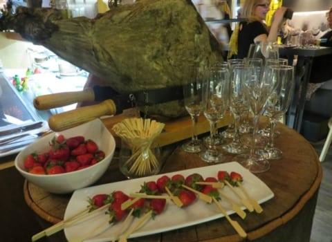 Predstavljanje 6 vrhunskih vina u Oranž wine baru 8
