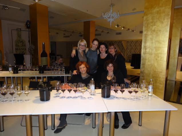 Predstavljanje vina slavnog francuskog vinara Lionela Osmina 1