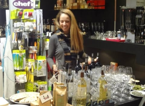 Predbožićno druženje u dućanu Sol i papar, uz francuska vina Lionel Osmin 3