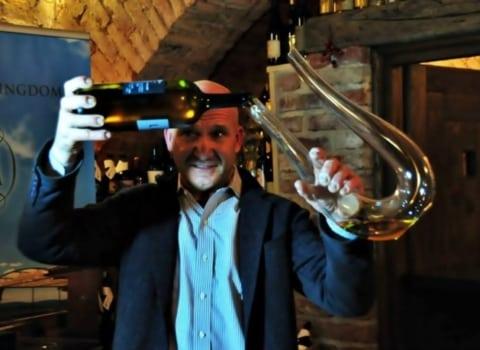 Predstavljanje vina MOVIA u vinoteci Bornstein 1