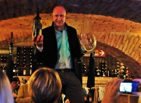 Predstavljanje vina MOVIA u vinoteci Bornstein 6