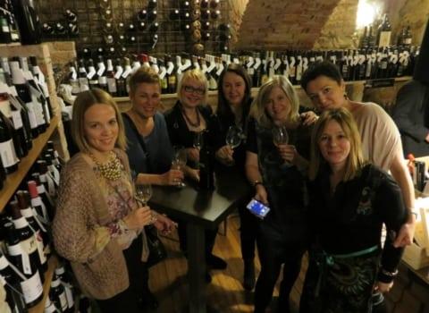 Predstavljanje vina MOVIA u vinoteci Bornstein 5