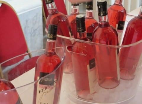 Lista vinara i maslinara koji su izlagali na Pink Day-u 8