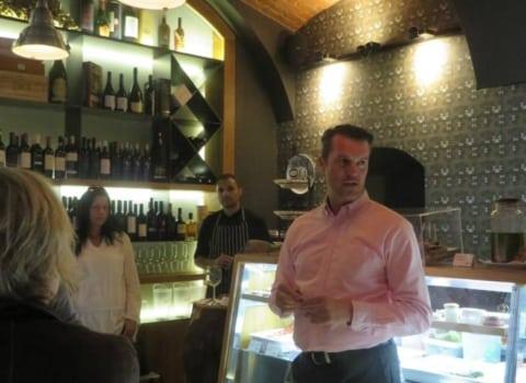 Predstavljanje 6 vrhunskih vina u Oranž wine baru 19