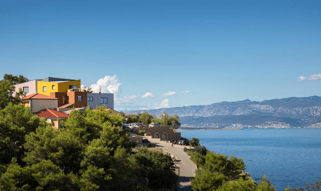 Prvi hrvatski vinski hotel - Vinotel Gospoja 1