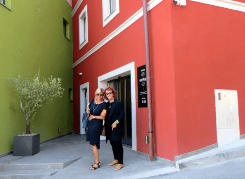 Prvi hrvatski vinski hotel - Vinotel Gospoja 10