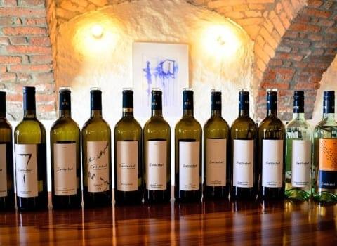 Bijela vina vinarije Sattlerhof