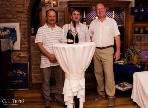 Bornsteinova dobrodošlica vinarima EU 1