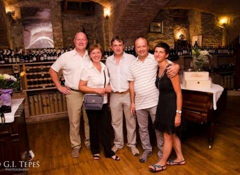 Bornsteinova dobrodošlica vinarima EU 8