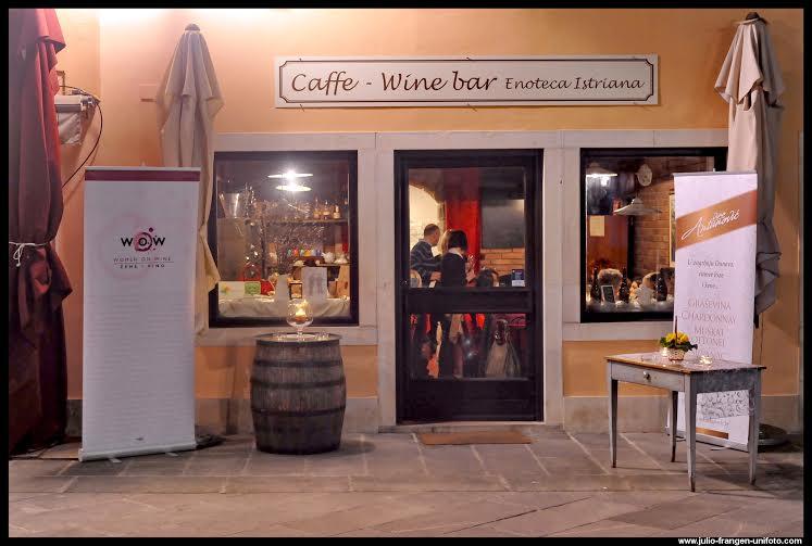 WOW večer u pulskome wine baru ENOTECA ISTRIANA 1