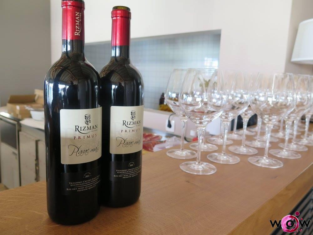 Splitski WOW na svom prvom izletu: vinarija Rizman 1
