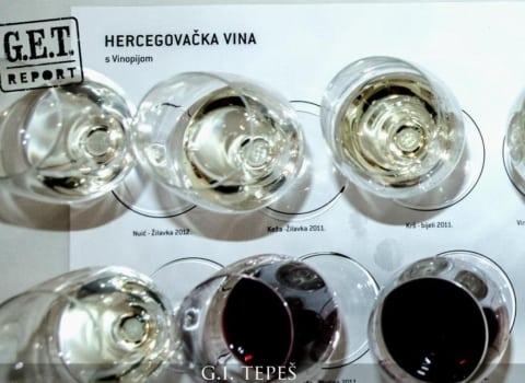 ZWGW 2013, radionica Renesansna vina Hercegovine, blogera Nenada Trifunovića - Vinopije 2