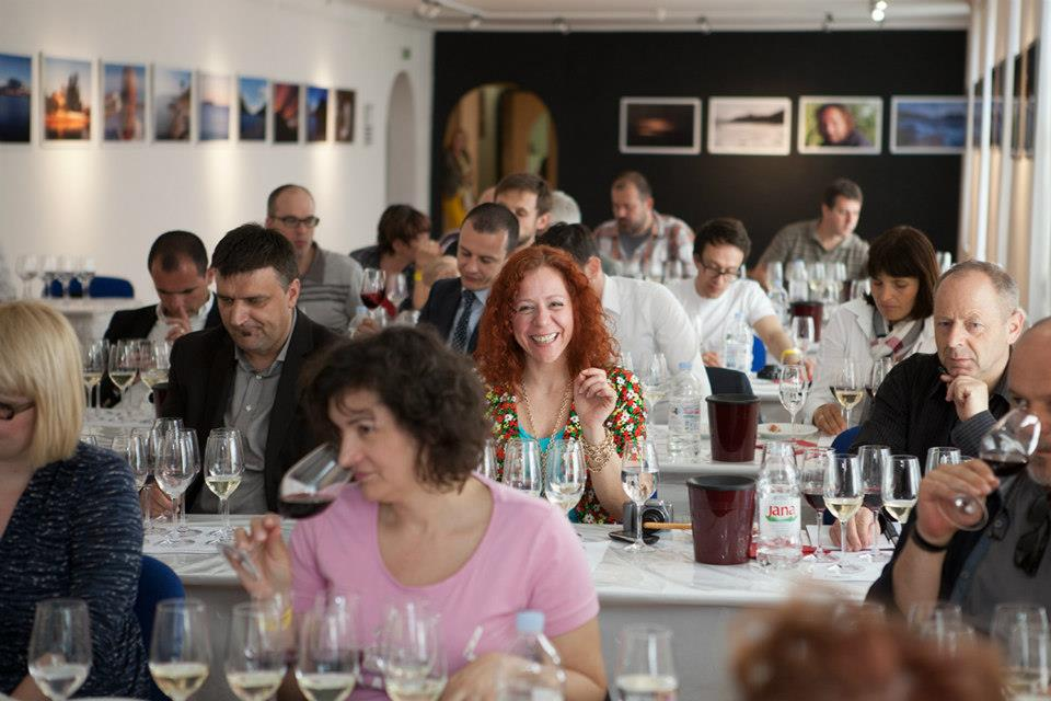 ZWGW 2013, radionica Renesansna vina Hercegovine, blogera Nenada Trifunovića - Vinopije 1