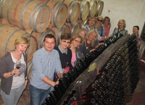 WOW-ice u obilasku imotskog vinogorja 14