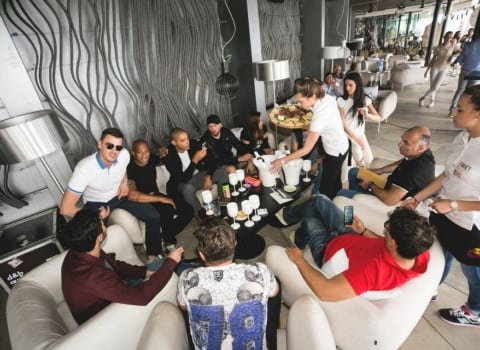 U Hrvatskoj održan Moët Party Day 2