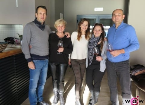 Splitski WOW na svom prvom izletu: vinarija Rizman 10