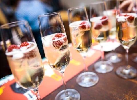 Pjenušava promocija u Basta gourmet baru 6