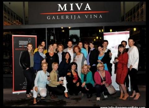 RIEDEL prezentacija čaša u MIVA galeriji vina 1
