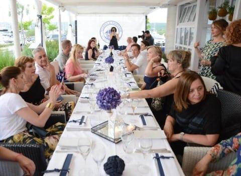 Promocijska WOW večera s novim menuom restorana u marini Punat - uz pratnju i vođenu degustaciju vina Villa Sandi 2