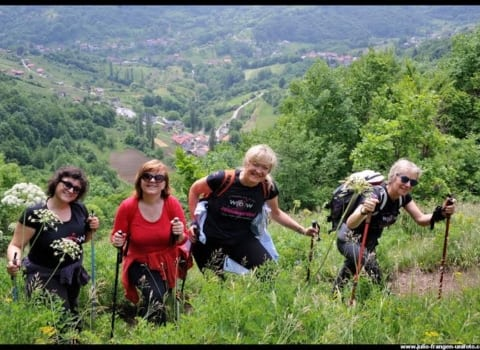 3. WOW walk – Samoborsko gorje – Oštrc 7