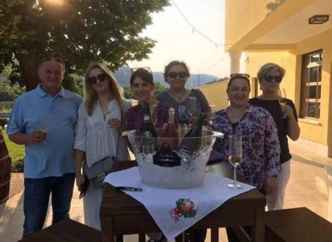 Primorsko – istarske WOW-ice posjetile vinariju Pavlomir 7