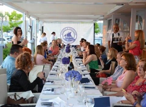 Promocijska WOW večera s novim menuom restorana u marini Punat - uz pratnju i vođenu degustaciju vina Villa Sandi 17