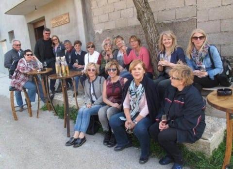 WOW-ice u obilasku imotskog vinogorja 4