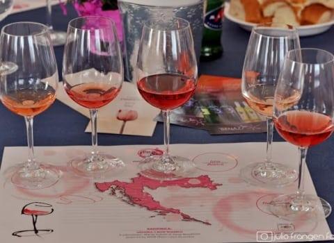 Hrvatska u ružičastoj čaši 1